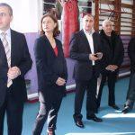 CS Unirea Focsani are acum o sala de box la standarde olimpice!