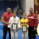 Finala C. N de Judo U 15 Ne Waza Ploiesti  2017