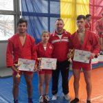 Sportivii de la CSU Focşani au urcat de 3 ori pe podiumul de premiere la Cupa României la Sambo, competiție desfășurată pe 18 noiembrie la Bucureşti.