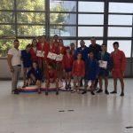 Campionatul National Sambo – București 22.09.2018
